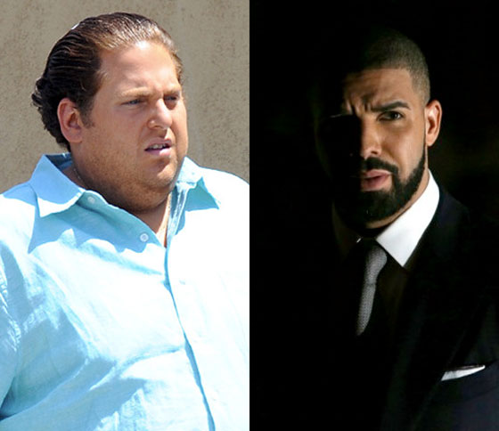 Jonah Hill Accidentally Sent Drake His Food Diary