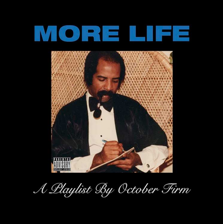 Drake Releasing 'More Life' on CD