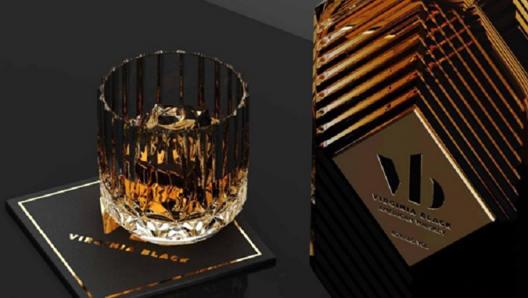 Drake Offers First Look at His Virginia Black Whiskey
