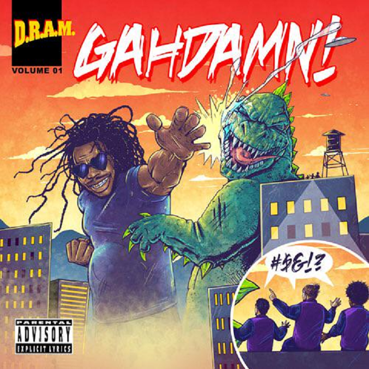 "D.R.A.M. ""Caretaker"" (ft. SZA)"