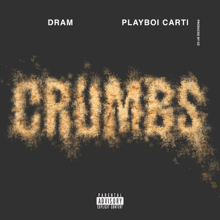DRAM 'Crumbs' (ft. Playboi Carti)