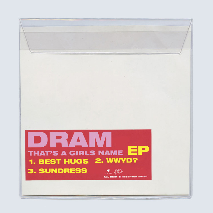 DRAM Drops Surprise EP 'That's a Girls Name'