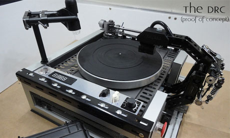 Want to Press Your Own Vinyl at Home? Check Out This Kickstarter