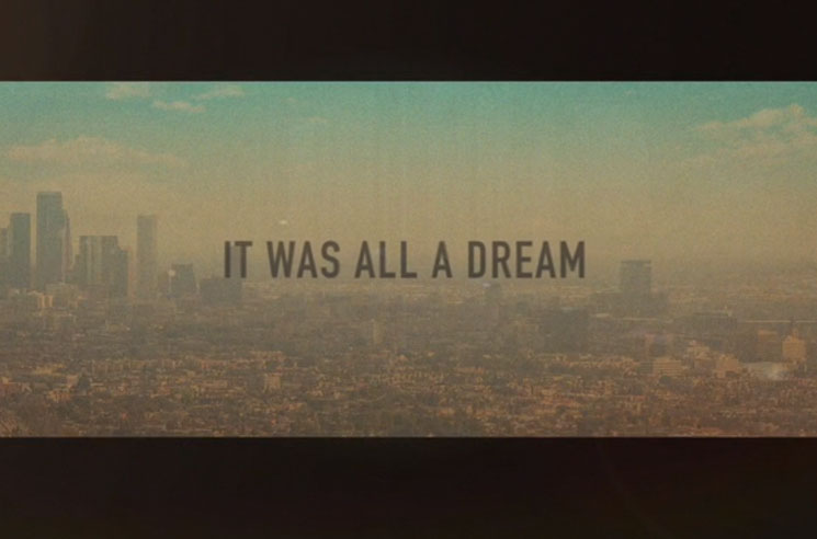 "Dr. Dre ""Talk About It"" (lyric video)"
