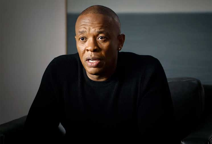 Dr. Dre Hospitalized After Suffering Aneurysm