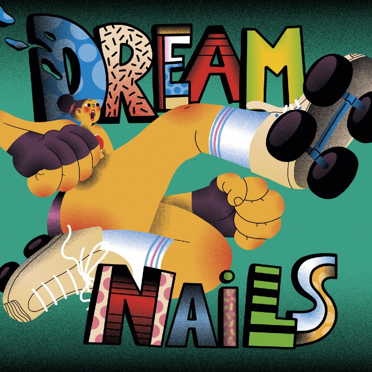 Dream Nails Give Riot Grrrl a Vital Update on Self-Titled Debut Album