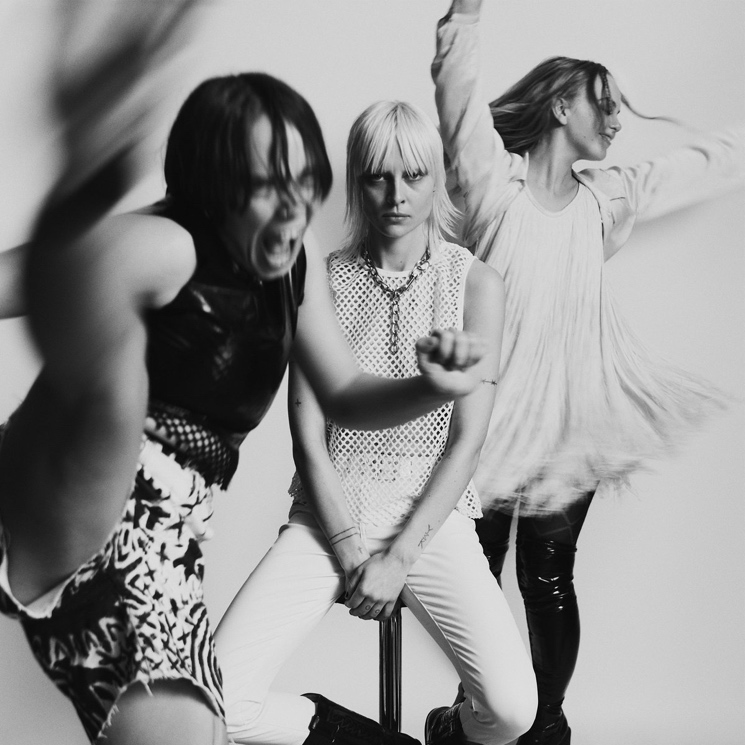 Dream Wife's Feminist Anthems Are as Playful as They Are Emotional on 'So When You Gonna…'