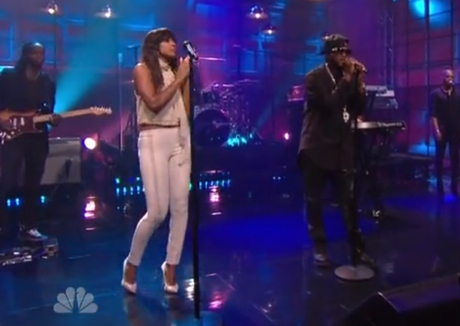 "The-Dream ""Where Have You Been"" (ft. Kelly Rowland) (live on 'Leno') / 'IV Play' (album stream)"