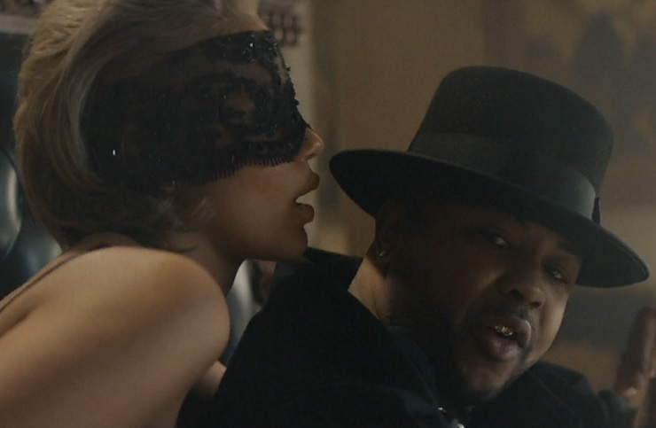 The-Dream 'That's My Shit' (ft. T.I.) (video)