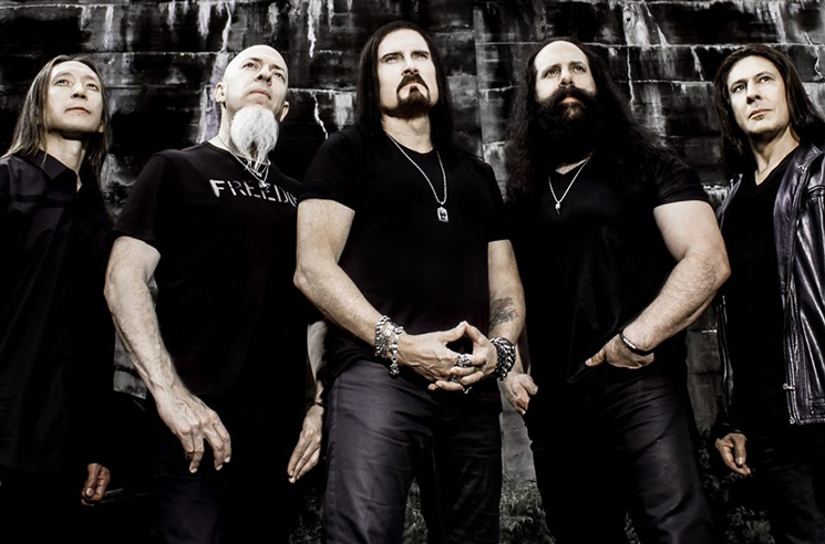 Dream Theater to Play Kitchener on Fall Tour
