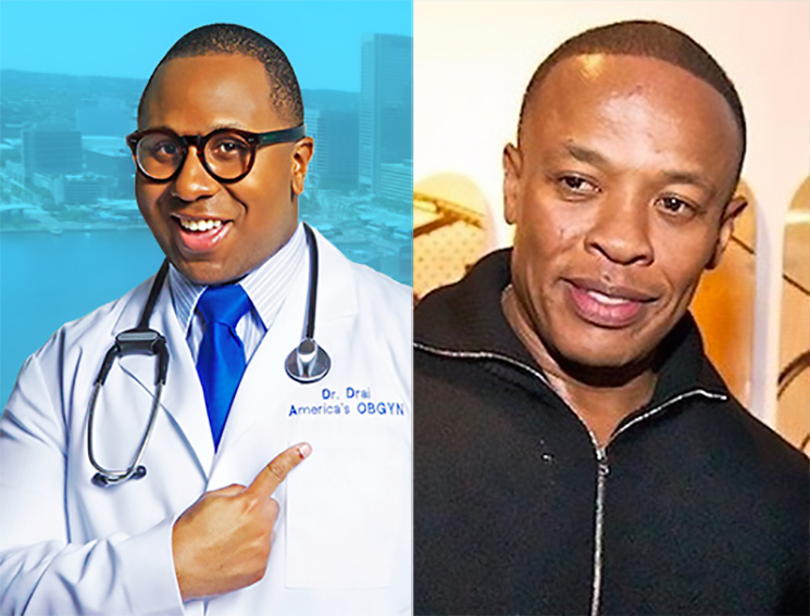 Dr. Dre Loses Trademark Suit to Gynecologist Dr. Drai