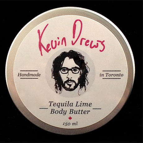 Kevin Drew Gets His Own Signature Body Butter