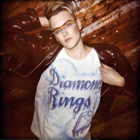 "Junior Boys ""A Truly Happy Ending"" (Diamond Rings remix)"