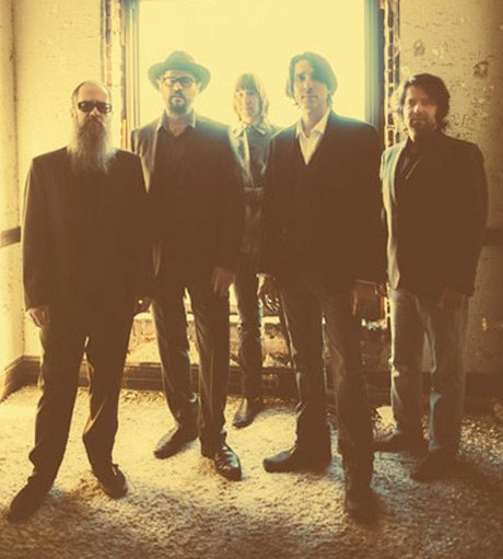 Drive-By Truckers Set Sail to 'English Oceans' on New LP
