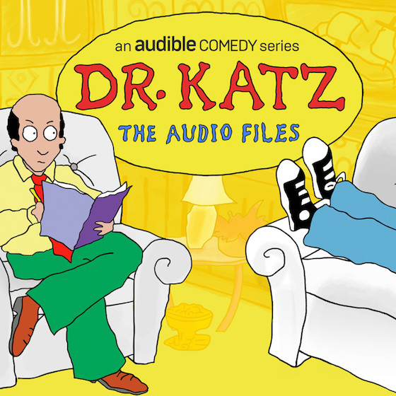 'Dr. Katz' Returns with New Audio Series