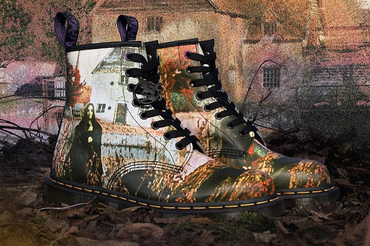 Black Sabbath Are Being Immortalized with Their Own Dr. Martens