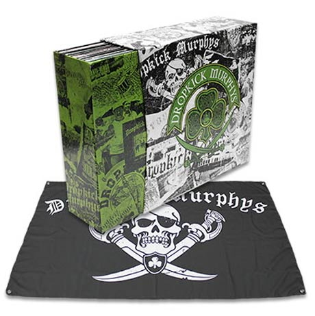 The Dropkick Murphys Celebrate Their Past with Vinyl Box Set