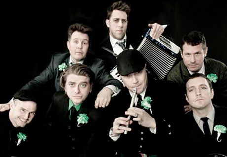 Dropkick Murphys Involved in Fatal Traffic Accident