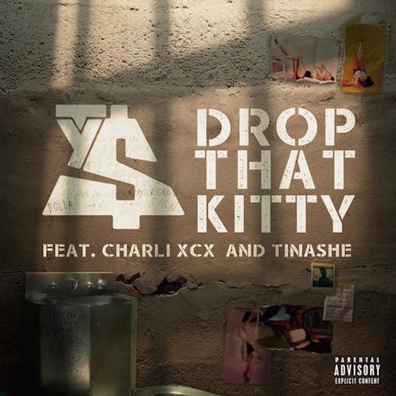 "Ty Dolla $ign ""Drop That Kitty"" (ft. Charli XCX and Tinashe)"