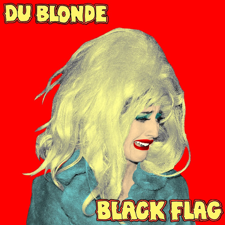 "Du Blonde ""Black Flag"""