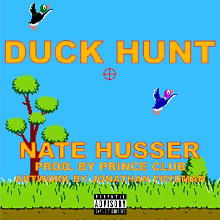 "Hear the Posterz's Nate Husser Team with Prince Club for ""Duck Hunt"""