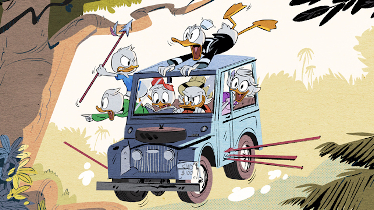 Disney's 'DuckTales' Reboot Has a Dream Cast for TV Nerds