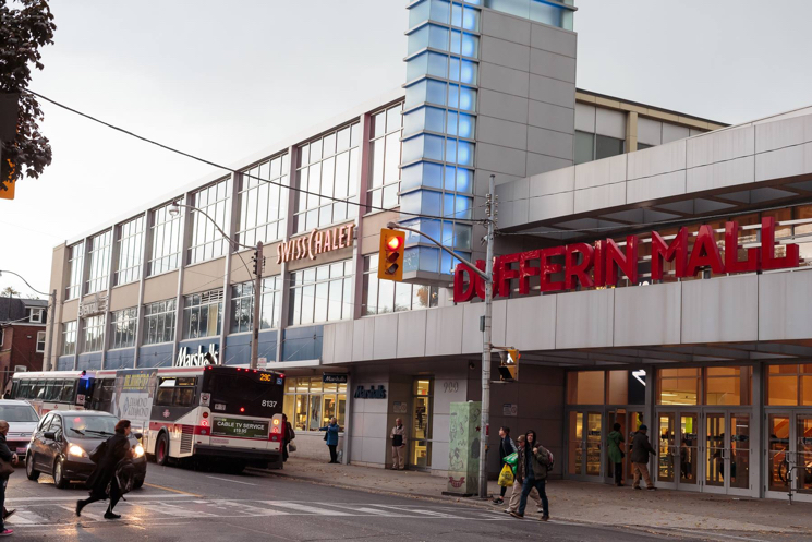 There's a Viral Campaign to Get a Movie Theatre at Toronto's Dufferin Mall