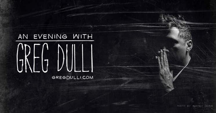 Greg Dulli Goes Solo for 2016 Tour, Covers Sharon Van Etten