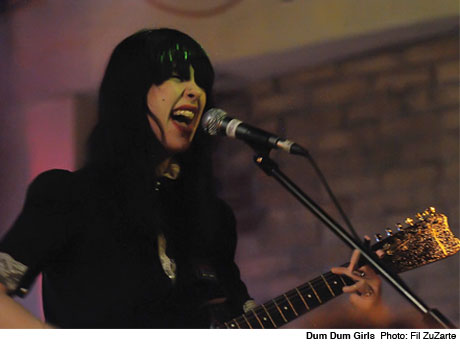 Dum Dum Girls El Mocambo, Toronto ON February 26