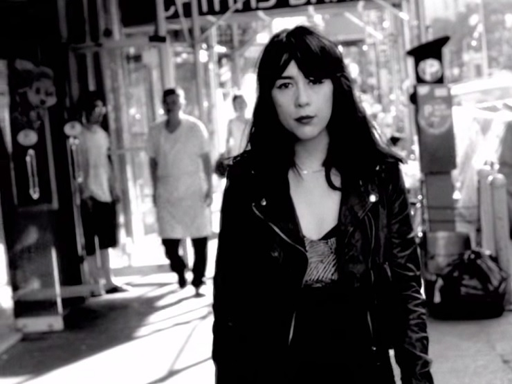"Dum Dum Girls ""Coming Down"" (alternate video)"