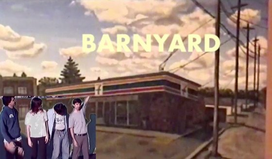 Dumb 'Barnyard' (video)