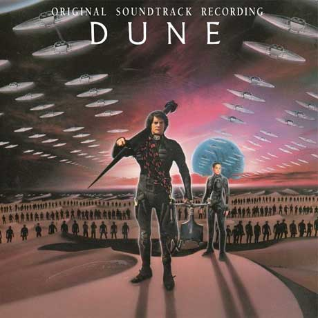 Soundtrack to David Lynch's 'Dune' Treated to Vinyl Reissue