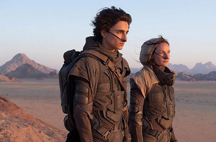 Here Are a Ton More Photos from Denis Villeneuve's 'Dune'