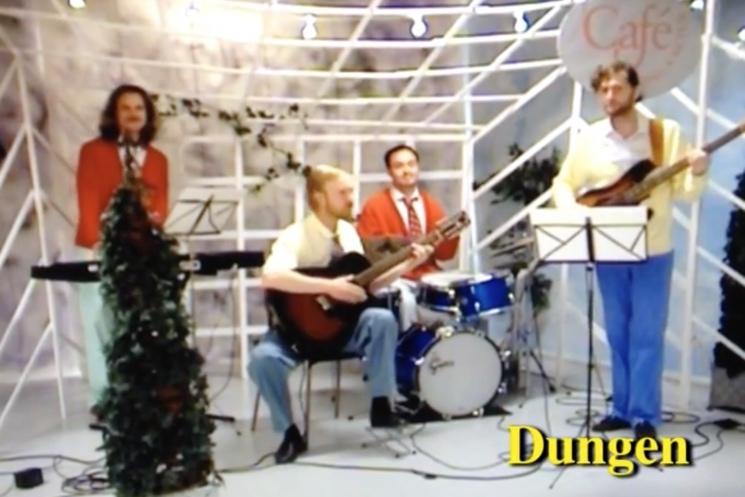 """Dungen """"Franks Kaktus"""" (video)"""