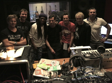 Duran Duran Team Up with Mark Ronson, Nile Rodgers and John Frusciante for New Album