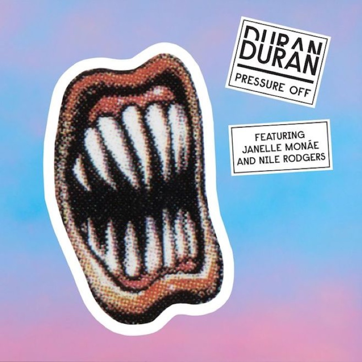 Duran Duran 'Pressure Off' (ft. Janelle Monáe & Nile Rodgers)