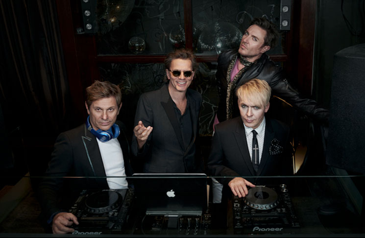 Duran Duran Team Up with Chic Featuring Nile Rodgers for North American Tour