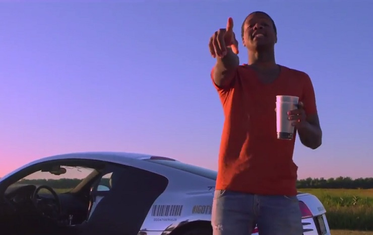 "Lil Durk ""Super Powers"" (video)"