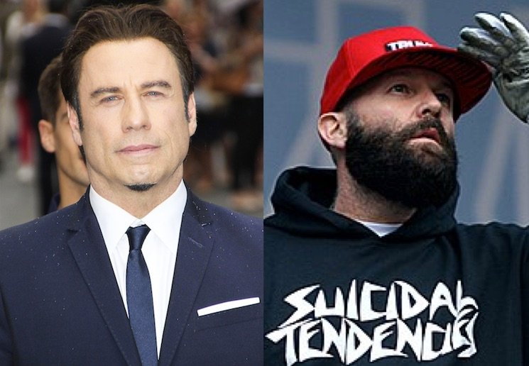 "John Travolta Says Being Directed by Fred Durst ""Is Maybe My Favourite Experience I've Had"""