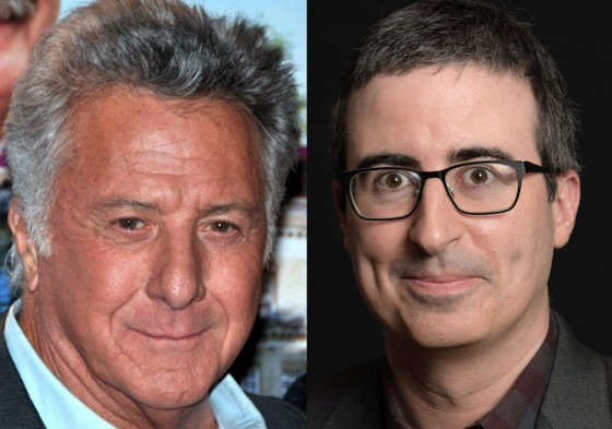 Dustin Hoffman Accusers Thank John Oliver for Sexual Harassment Confrontation