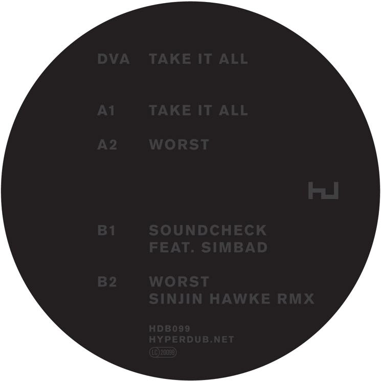 DVA Take It All EP