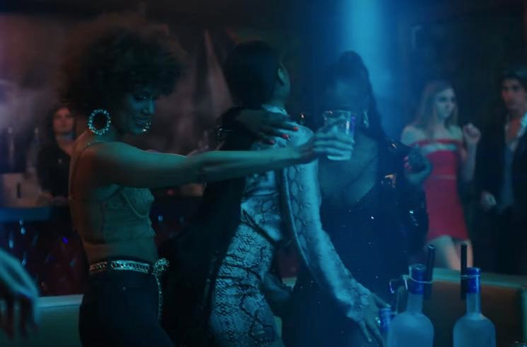 """dvsn and Future Declare """"No Cryin"""" in the Club with New Video"""
