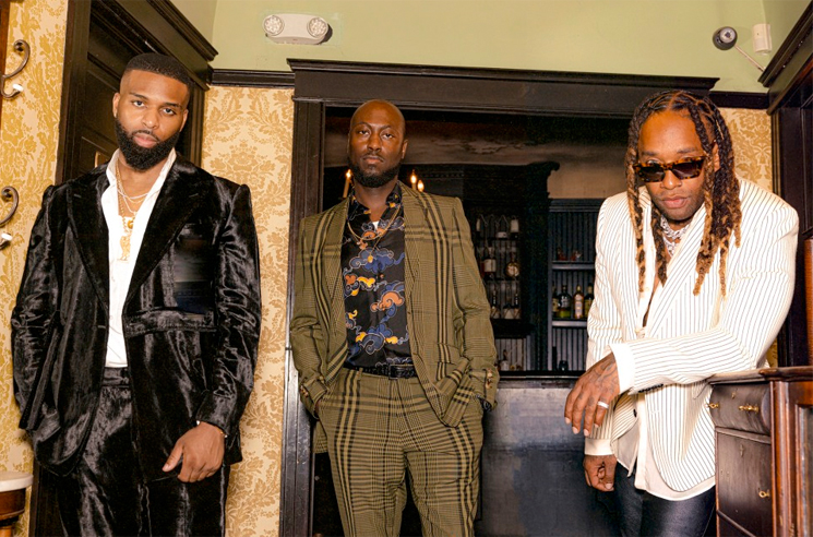 dvsn and Ty Dolla $ign Tease Joint Album with New Song Featuring Mac Miller