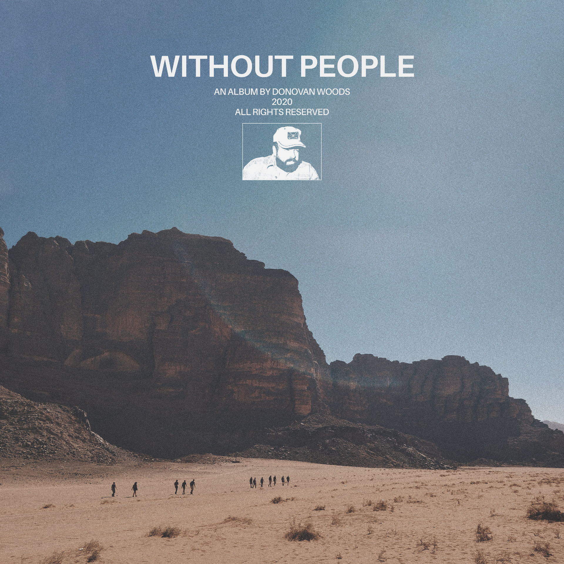 Donovan Woods Pushes Pop to Its Introspective Limits on 'Without People'