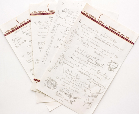 """Bob Dylan's """"Like a Rolling Stone"""" Manuscript Sells for Record-Breaking $2 Million"""