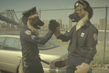 DZ Deathrays 'Cops Capacity' (video)