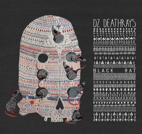 DZ Deathrays Black Rat