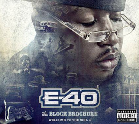 "E-40 ""Champagne"" (ft. Rick Ross and French Montana)"