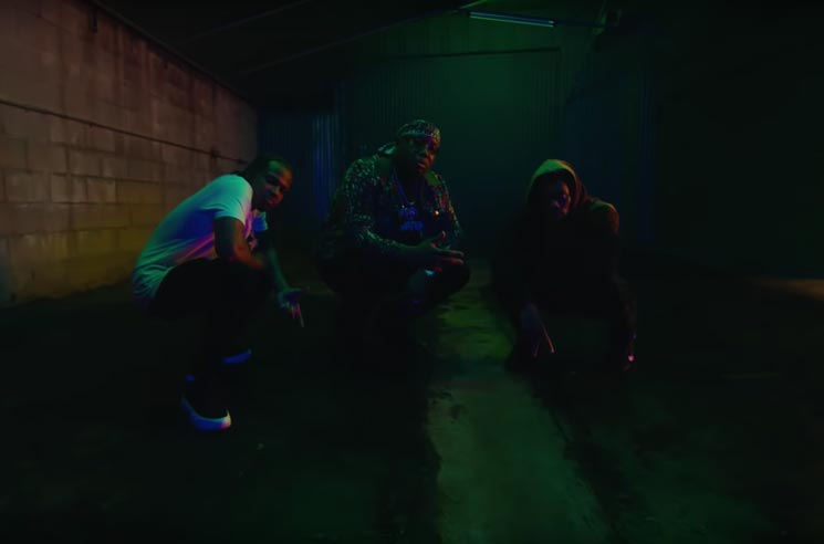 E-40 Gets Vince Staples and G Perico for 'Ain't Talking Bout Nothin' Video