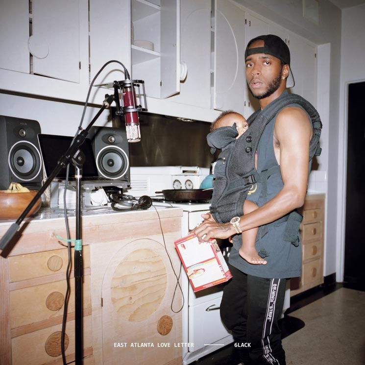 6LACK Gets Future, J.Cole, Offset for 'East Atlanta Love Letter'